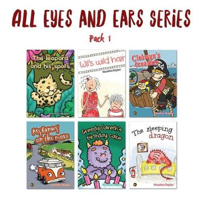 All Eyes and Ears Series: Pack 1 by Gwenfron Hughes