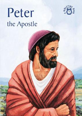 Peter The Apostle by Carine MacKenzie