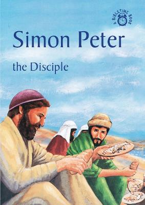 Simon Peter The Disciple by Carine MacKenzie