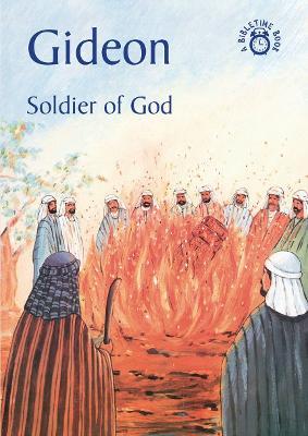 Gideon Soldier of God by Carine MacKenzie