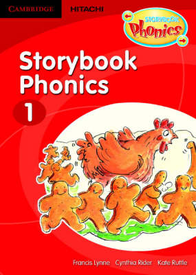 Storybook Phonics 1 CD-ROM by Francis Lynne, Ms Cynthia Rider, Kate Ruttle