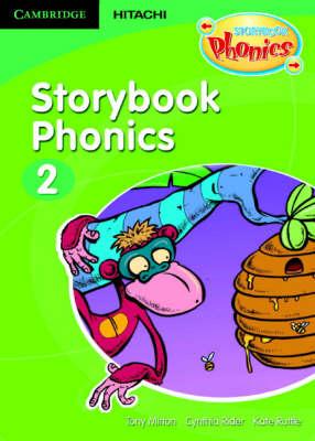 Storybook Phonics 2 CD-ROM by Tony Mitton, Ms Cynthia Rider, Kate Ruttle