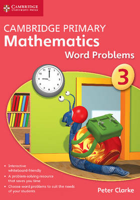 Cambridge Primary Mathematics Stage 3 Word Problems DVD-ROM by Peter Clarke