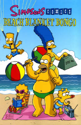 Simpsons Comics Presents Beach Blanket Bongo by Matt Groening