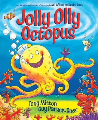 Jolly Olly Octopus by Tony Mitton