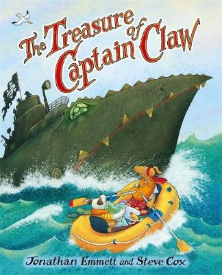 The Treasure of Captain Claw by Jonathan Emmett