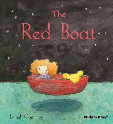 The Red Boat by Hannah Cumming