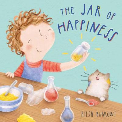 The Jar of Happiness by Ailsa Burrows