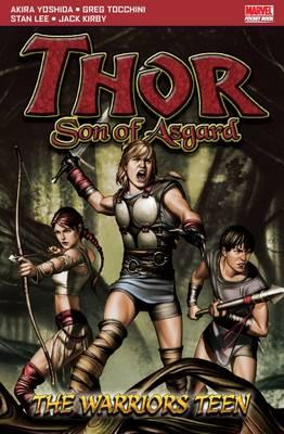 Thor Son of Asgard The Warriors Teen by Akira Yoshida