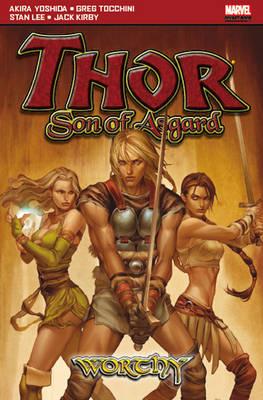 Thor: Son of Asgard Worthy by Akira Yoshida