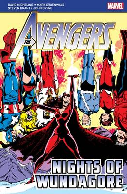 The Avengers: Nights of Wundagore by David Michelinie