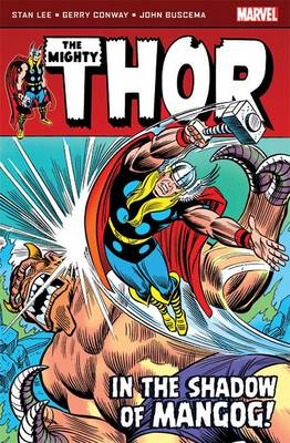 Thor: in the Shadow of Mangog by Stan Lee, Gerry Conway
