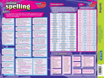 Spelling by R.I.C. Publications
