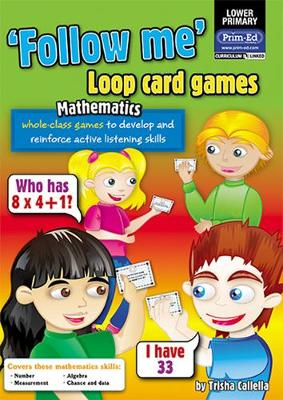 Loop Card Games - Maths Lower by RIC Publications