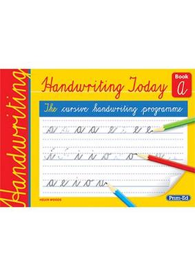 Handwriting Today Book A by Helen Woods