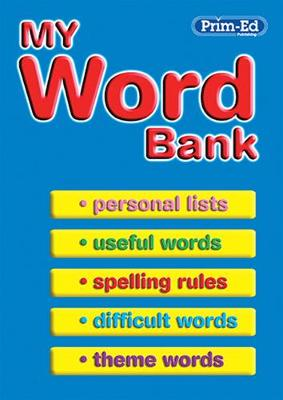 My Word Bank by R.I.C. Publications