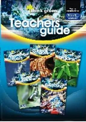 Think Green Teachers Guide by Saddleback Publishing