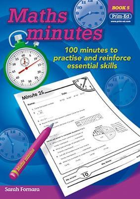 Maths Minutes by Prim-Ed Publishing
