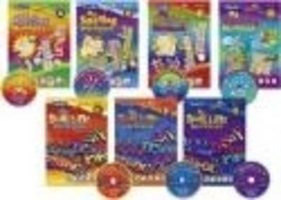 My Spelling Workbook Book F Class Pack by RIC Publications