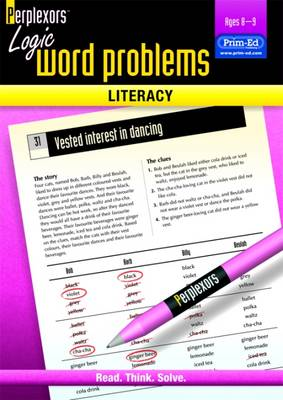 Perplexors Literacy by Mindware Holdings Inc