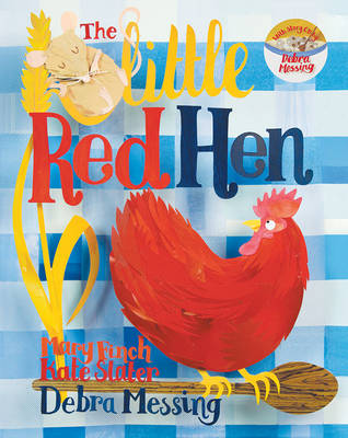 The Little Red Hen by Mary Finch
