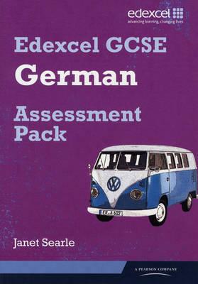 Edexcel GCSE German Assessment Pack by Janet Searle