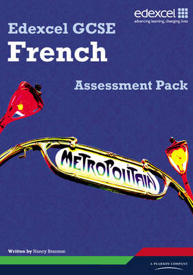 Edexcel GCSE French Assessment CD (Higher and Foundation) by Nancy Brannon