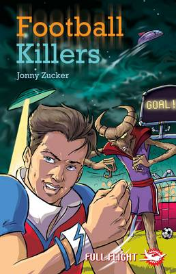 Football Killers by Jonny Zucker
