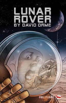 Lunar Rover by David Orme