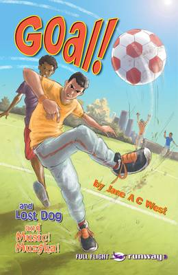 Goal! by Jane A. C. West