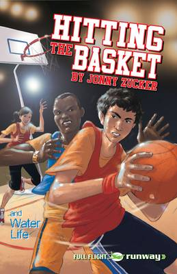 Hitting the Basket by Jonny Zucker