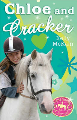 Chloe and Cracker by Kelly McKain