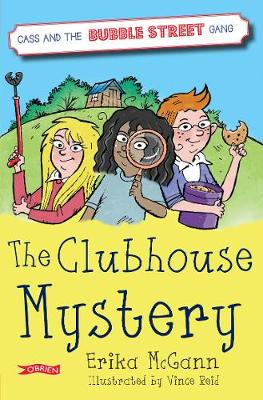 The Clubhouse Mystery by Erika McGann