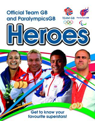 Official Team GB and ParalympicsGB Heroes by Bronagh Woods