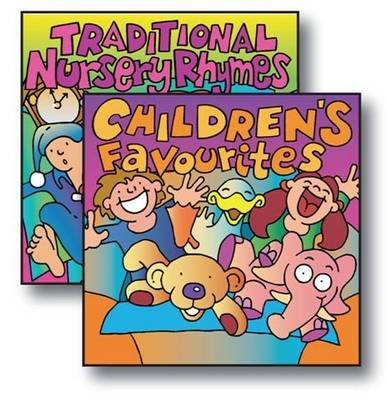 Children's Favourites - Traditional Nursery Rhymes by