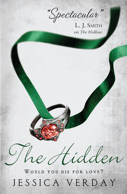 The Hidden by Jessica Verday