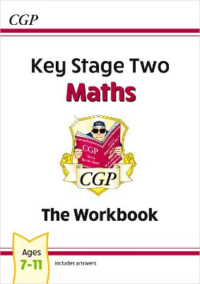 KS2 Maths Question Book (for the New Curriculum) by CGP Books