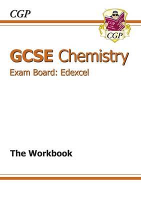 GCSE Chemistry Edexcel Workbook (A*-G Course) by CGP Books