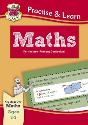 New Curriculum Practise & Learn: Maths for Ages 6-7 by CGP Books