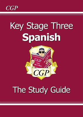 KS3 Spanish Study Guide by CGP Books