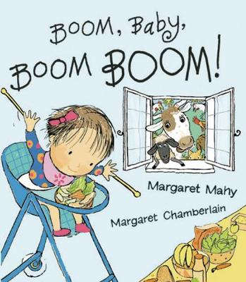 Boom, Baby, Boom Boom! by Margaret Mahy