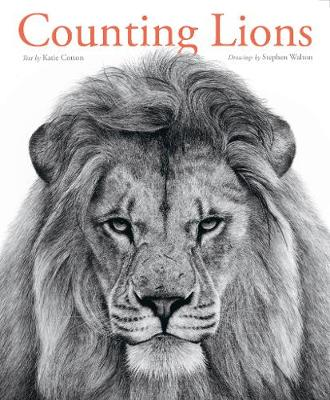 Counting Lions by Virginia McKenna, Katie Cotton