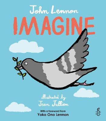 Imagine by John Lennon, Yoko Ono Lennon, Amnesty International