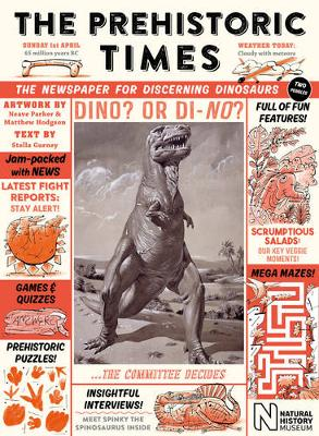 The Prehistoric Times by Stella Gurney