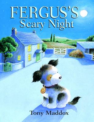 Fergus's Scary Night by Tony Maddox