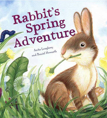 Rabbit's Spring Adventure by Anita Loughrey