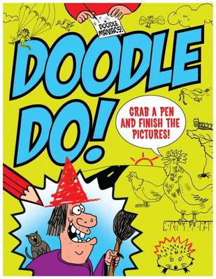 Doodle Maniacs by Peter Coupe