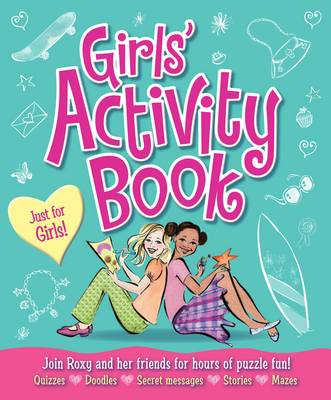 The Girl's Activity Book by