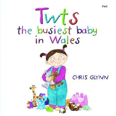 Twts the Busiest Baby in Wales by Chris Glynn