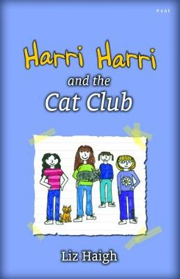 Harri Harri and the Cat Club by Liz Haigh